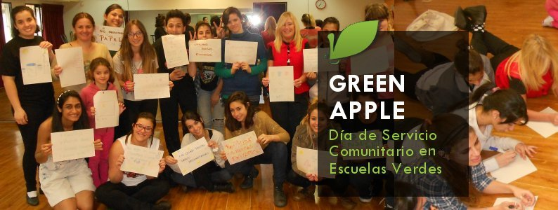 Green Apple Day en Argentina Green Building Council - Diseño y Arquietctura Sustentable