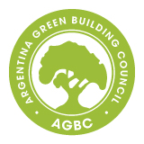 Logo Argentina Green Building Council