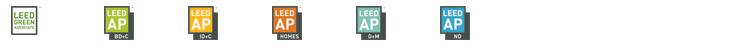 Educación Curso LEED para Graduados Argentina Green Building Council - Diseño y Arquietctura Sustentable