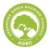 Logo Argentina Green Building Council
